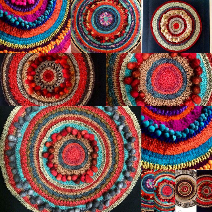 Crochet Mandalas! (MOS)