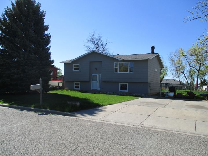 Great West End Location with New Flooring and Central Air - Billings MT Rentals | Great house with new carpet throughout! 4 Bedroom 1.75 Bathroom with central air and gas forced air heat. Dishwasher garbage disposal and laundry hookups. Second living room and gas fireplace. Approx. 2040 sqft. Two driveway parking spots. Shed ... | Pets: Not Allowed | Rent: $1395.00 | Call Professional Management Inc. at 406-259-7870