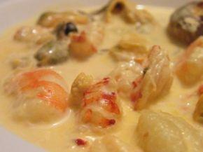 Recette Cassolette de fruits de mer http://www.marmiton.org/recettes/recette_cassolette-de-fruits-de-mer_254351.aspx