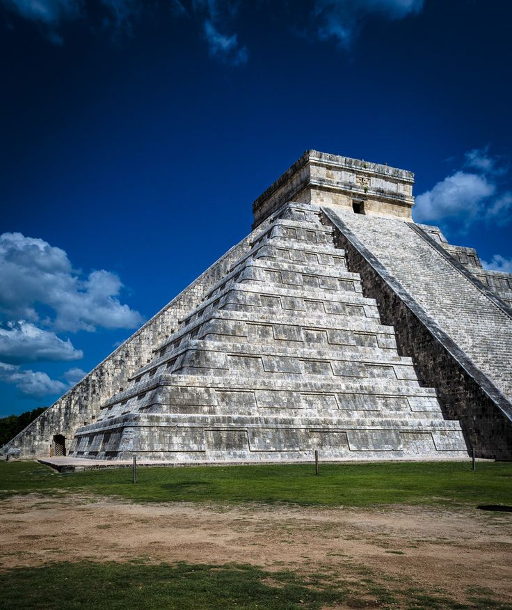 Mayan ruins at Chichen Itza. | We Know How To Do It