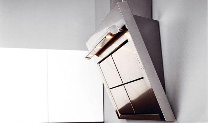 Keukenstudio Paul van Vliet: Afzuigkappen