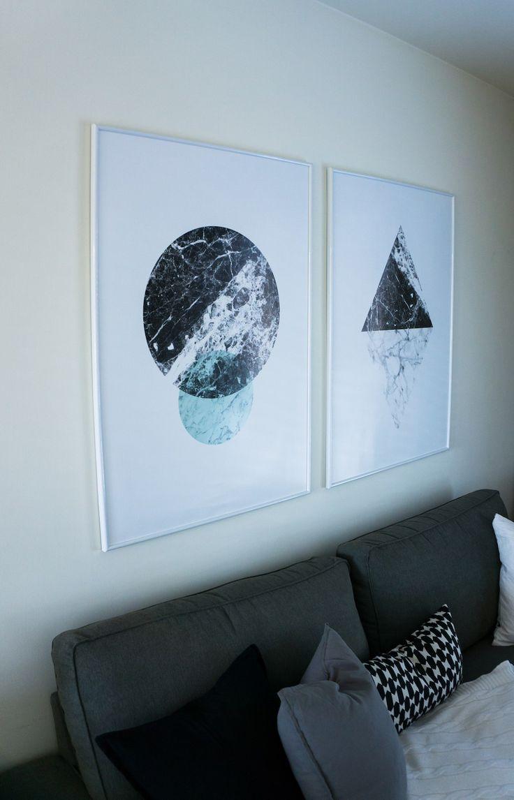 104 besten Wohnen: Kreative Wandgestaltung Bilder auf Pinterest ...