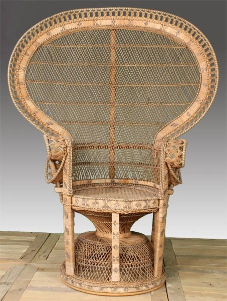 22 Best Obsessed With Wicker Fan Chairs Images On