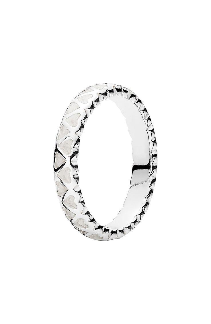 PANDORA 'Abundance of Love' Heart Ring