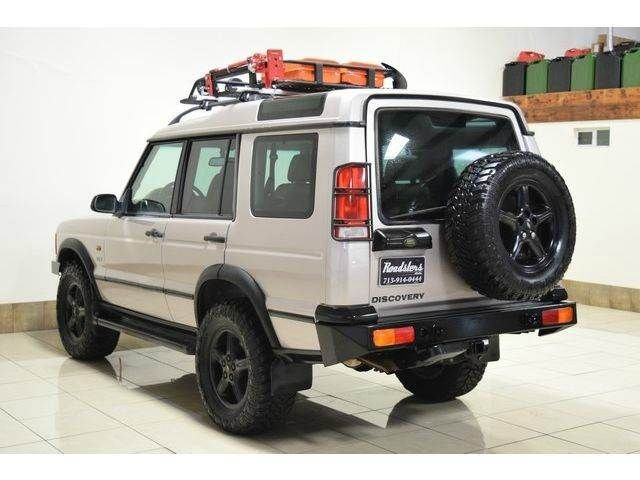 Used 2001 Land Rover Discovery Series Ii For Sale Land Rover Discovery Land Rover Land Rover Discovery 2