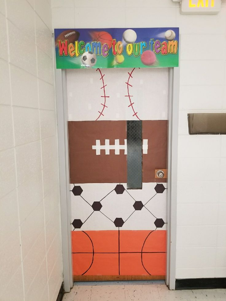 The 25+ best Sports bulletin boards ideas on Pinterest ...