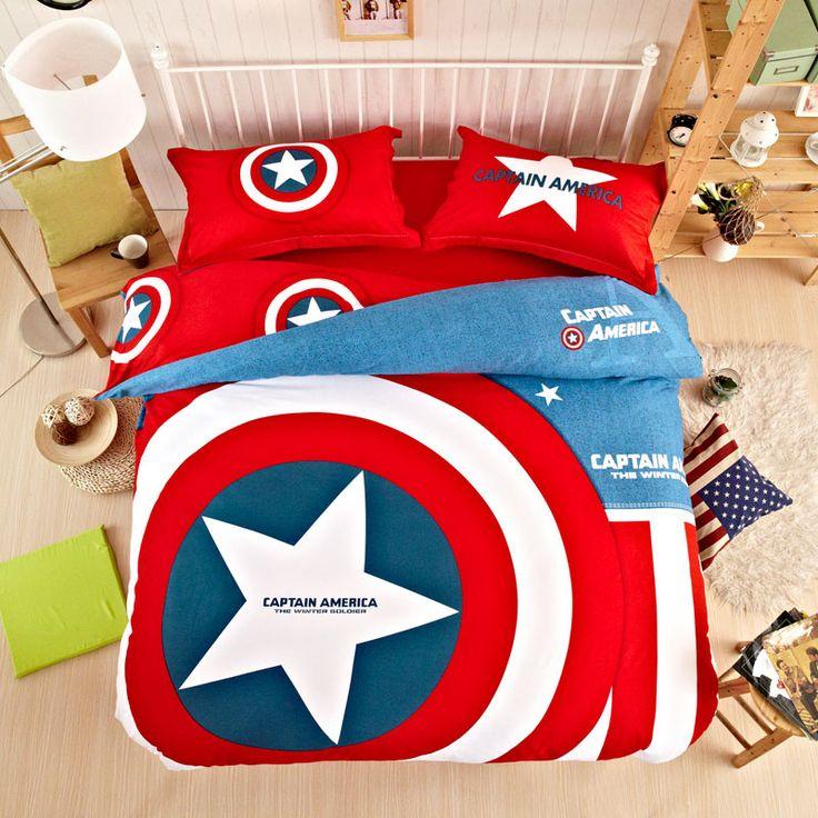 12 best images about Marvel Super Heroes Bedding Sets on Pinterest ...