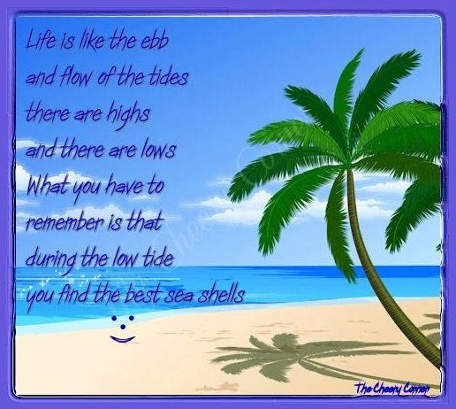 Life Quote Via My Cheery Corner Page On Facebook Wishes