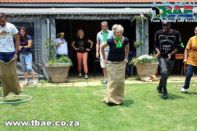 Royal Netherlands Embassy Tribal Survivor Team Building Pretoria East #TribalSurvivor #TBAE #TeamBuilding