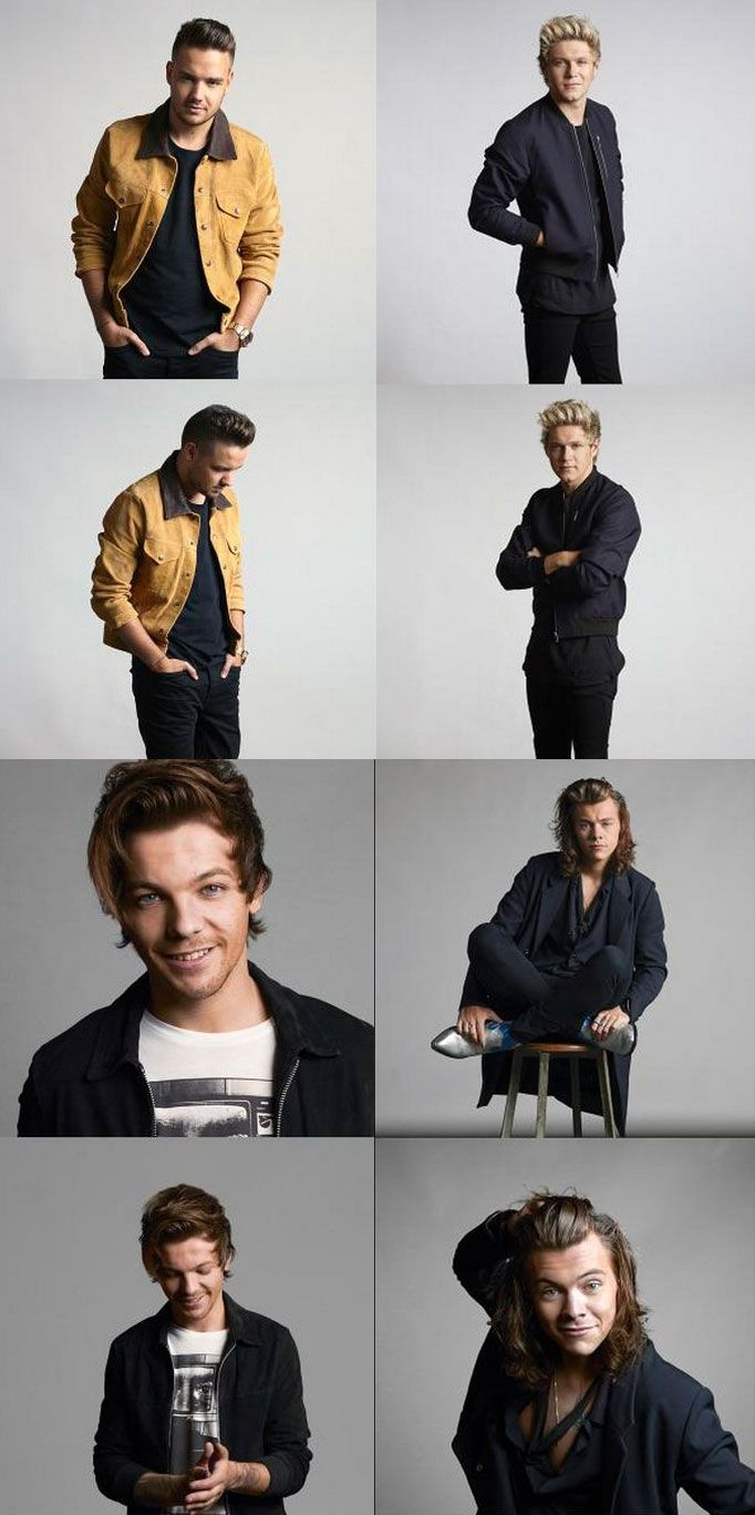 One Direction new pics