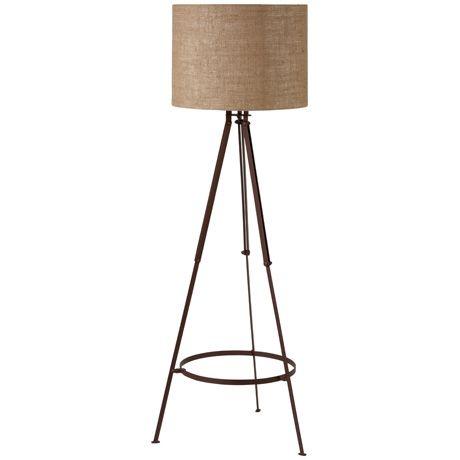 Horden Tripod Floor Lamp | Freedom Furniture and Homewares