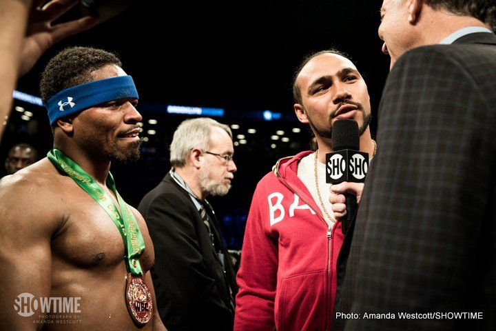 Shawn Porter earns rematch with Keith Thurman with win over Berto; get ready for Super-Fight II