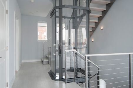 17 best images about home elevator on pinterest cable for Modern home elevators