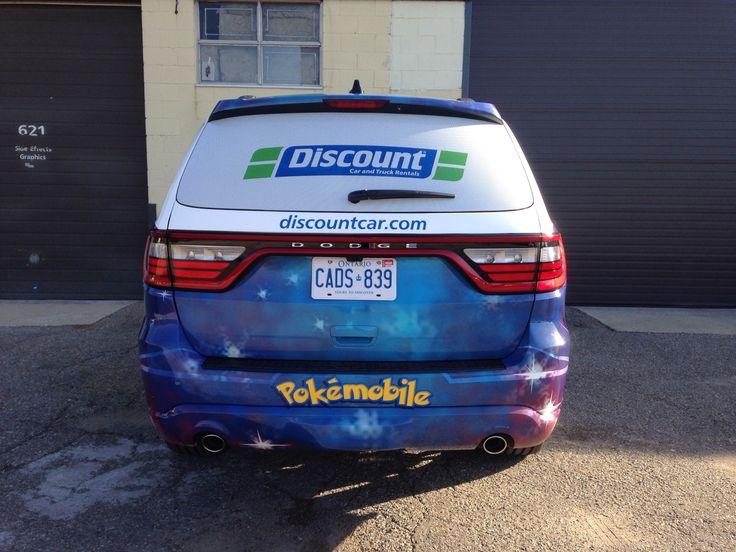 Discount Car Rental Milton