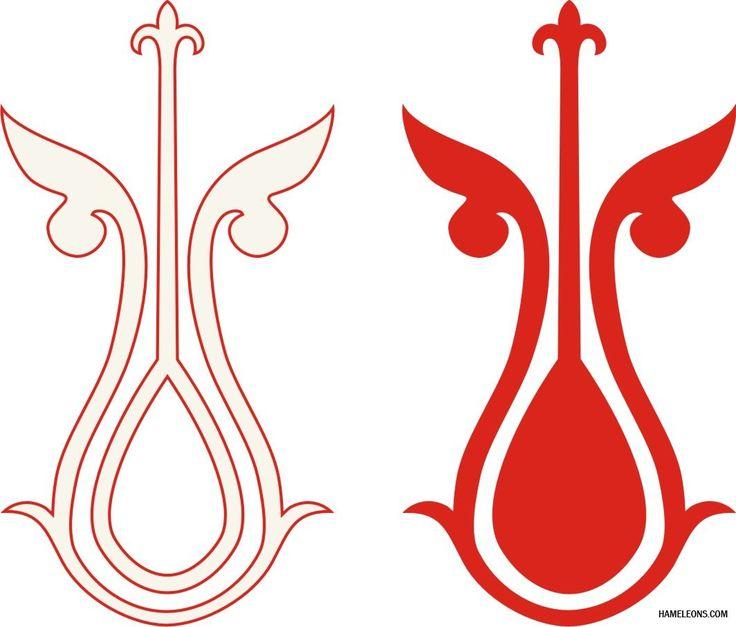 albatros: шаблон казахского орнамента скачать бесплатно ...