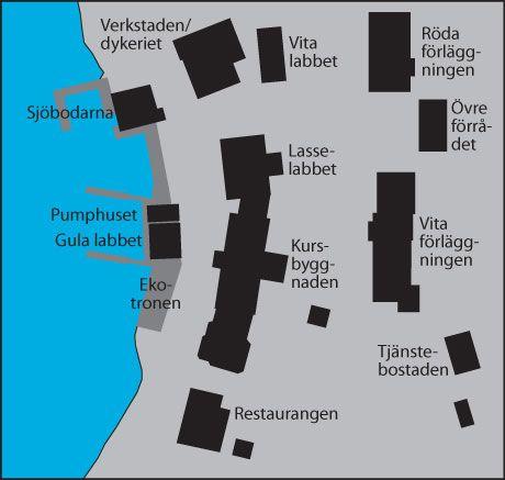 Sven Lovén centrum för marin infrastruktur, Göteborgs universitet