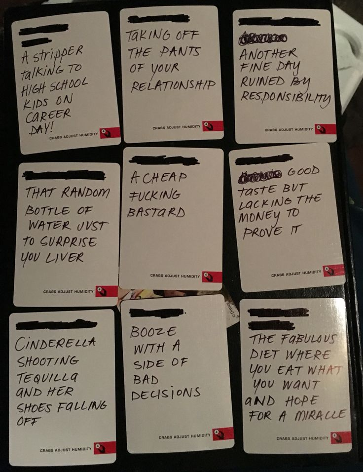 hilarious ideas for blank cards of humanity cards