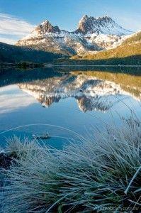 Winter in Tasmania, Cradle Mountain