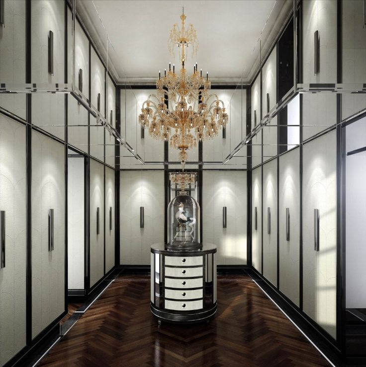 .amazing master closet