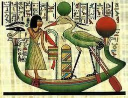 Il dio sole( Khepri–Re–Atum) e la ghiandola pineale.