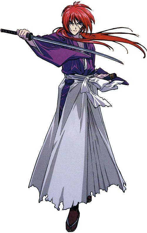 Himura Kenshin (Rurouni Kenshin)