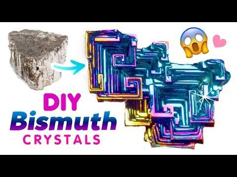 Bismuth Ring Youtube