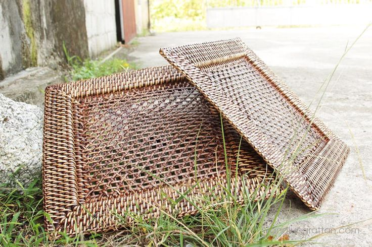 Vietnam rattan charger plate #underplate #placemats
