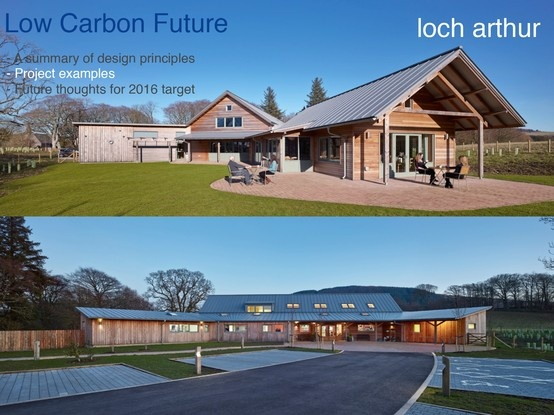 Low Carbon Future   Project Examples, Loch Arthur