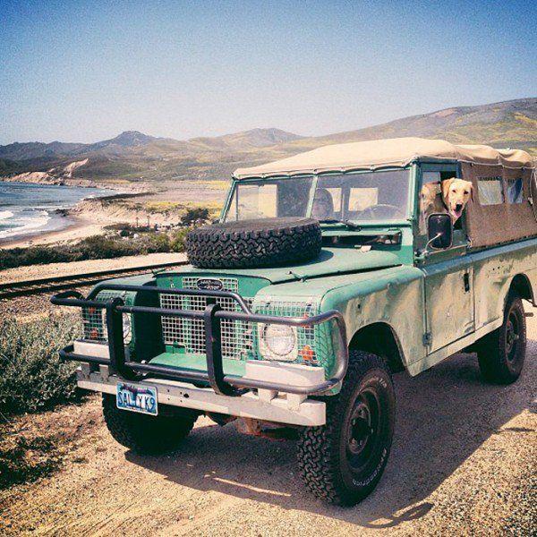 1027 Best Land Rover Series II/IIA Images On Pinterest