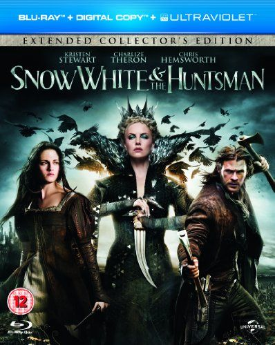 Snow White and the Huntsman (Blu-ray + Digital Copy + UV Copy) [2012] [Region Free] - http://cybertimes.co.uk/2016/06/24/snow-white-and-the-huntsman-blu-ray-digital-copy-uv-copy-2012-region-free/