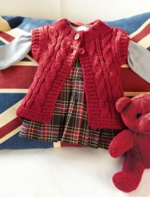 Benetton Fall 2012 Baby Collection - Look 12