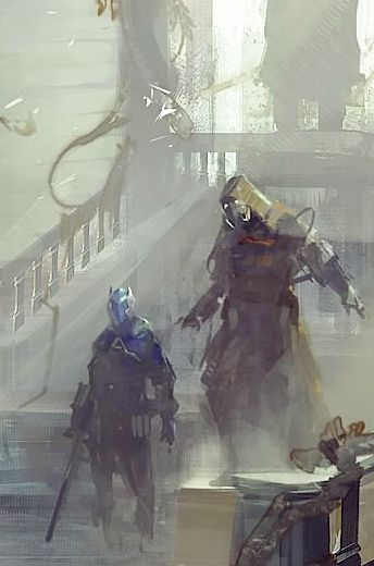 Arkham Knight concept art    http://thefearsomedrcrane.tumblr.com/post/122983405795/escaped-ocelot-we-may-not-have-been-able-to-see