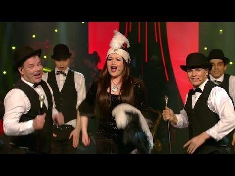 Diandra, Jari Sillanpää & Olli Herman - Cabaret (Tähdet, tähdet 20.4.2014) HD - YouTube