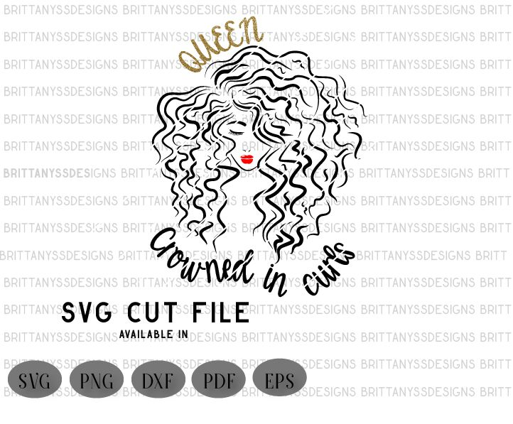 Queen Svg Crown Svg Queen Clipart Silhouette Cameo