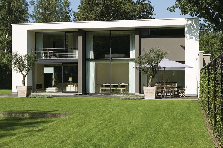 Exclusive villa construction Vlassak Verhulst