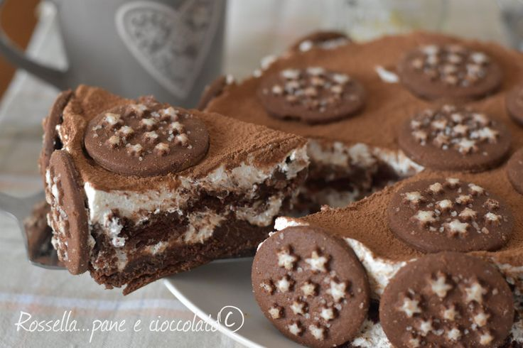 TORTA PAN DI STELLE la rifarei 1000 volte per quanto e' buonaaa!  ricetta_>http://blog.giallozafferano.it/ricettepanedolci/torta-pan-di-stelle-fredda/ __________________