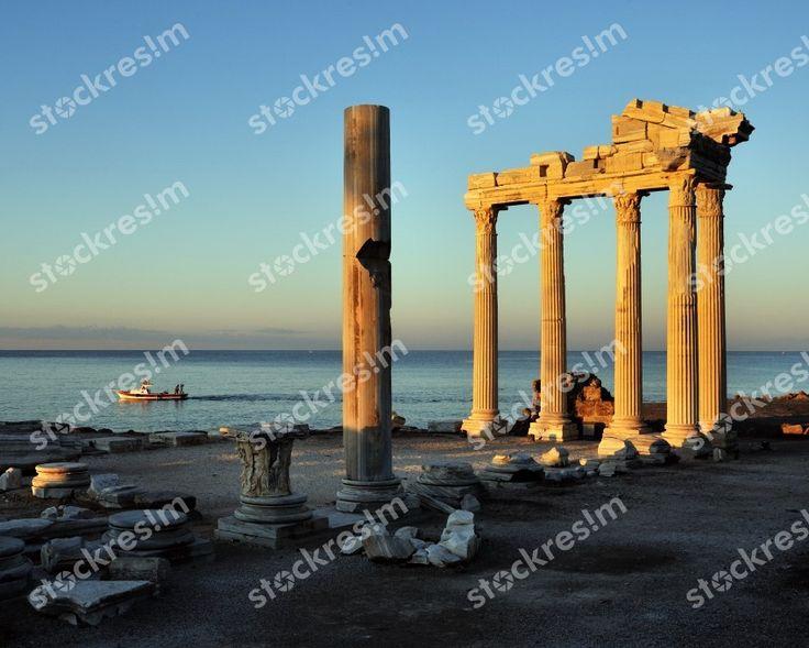 Antalya Side Antik Kent