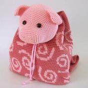 Hippo Backpack - Allcrochetpatterns.net
