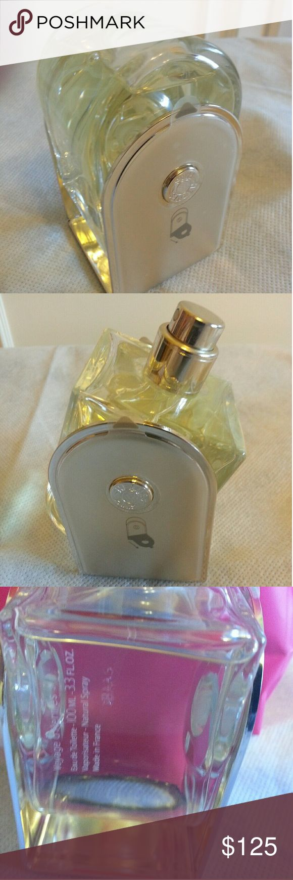 Voyage d'Hermes Eau DE toilette 100ml/3.3oz. Authentic Voyage d'Hermes Spray Perfume. New without box. Gift to me. Never used. Full unused 3.3 fl oz.   Authenticity Serial#3BAAS. Made in France. Purchased @ Nordstrom. For men or women. Reasonable offers welcome. ? Hermes Other