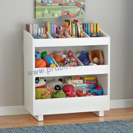 Rak Mainan Anak Mini Multifungsi ini akan sangat cocok untuk membantu bunda ingin merapikan ruangan ketika anak anak bunda sudah beranjak dari bayi
