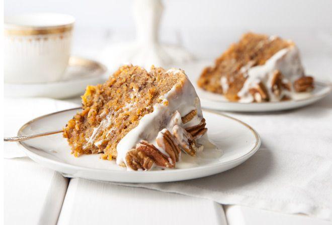 Mum's recipe for carrot cake - Yuppiechef