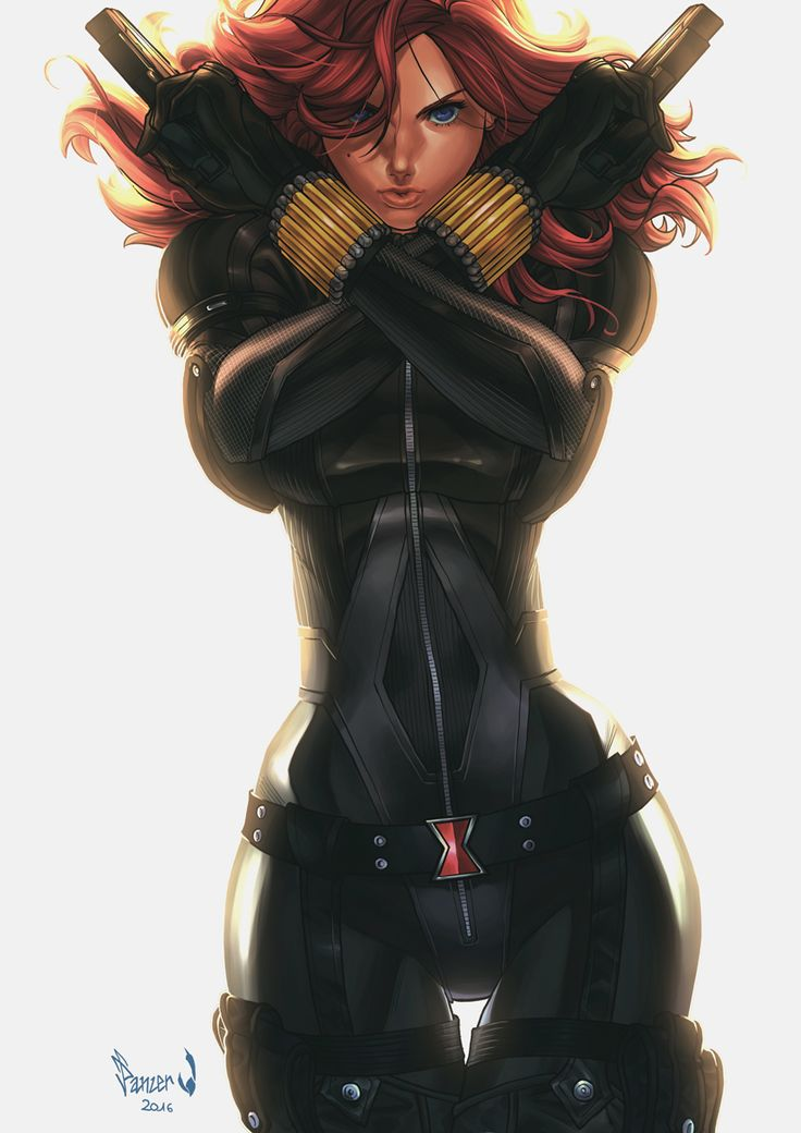"westcoastavengers: ""Black Widow 