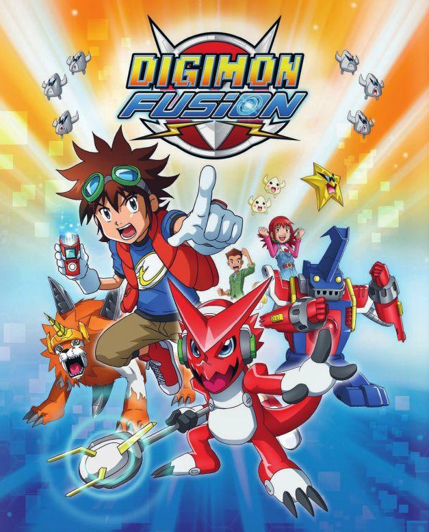 Digimon Fusion - Wikipedia, the free encyclopedia