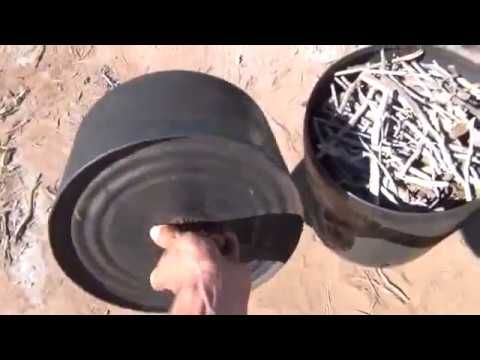 Bio-Crude Oil and Fractional Distillation. Harnessing the Awesome energy of Wood! - YouTube