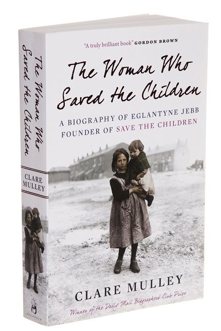 An award winning biography of Eglantyne Jebb, Founder of Save the Children.  In this award-winning biography, Clare Mulley brings to life this beautiful, charismatic, and passionate spinster in a brown cardigan who helped save millions of lives and permanently changed the way the world treats children. Truly an inspiration to read.  http://shop.savethechildren.org.au/shop/item/the-woman-who-saved-the-children-book