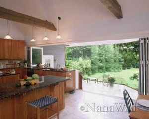 Outdoor Kitchen Plans | ... seemless transition between indoor and outdoor living areas