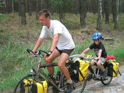 tips om met kinderen en fietsen op reis te gaan