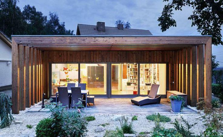 17 migliori idee su esterni casa su pinterest colori - Rivestimenti esterni casa ...