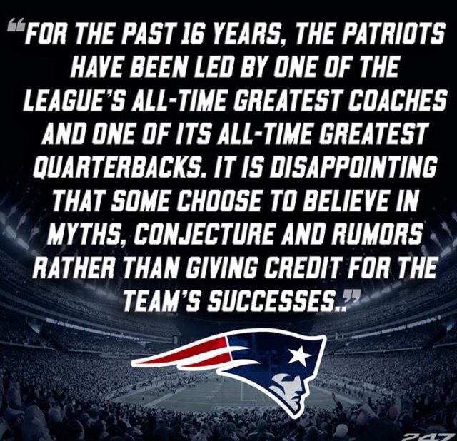 TB12 & Belichick! They are the best!