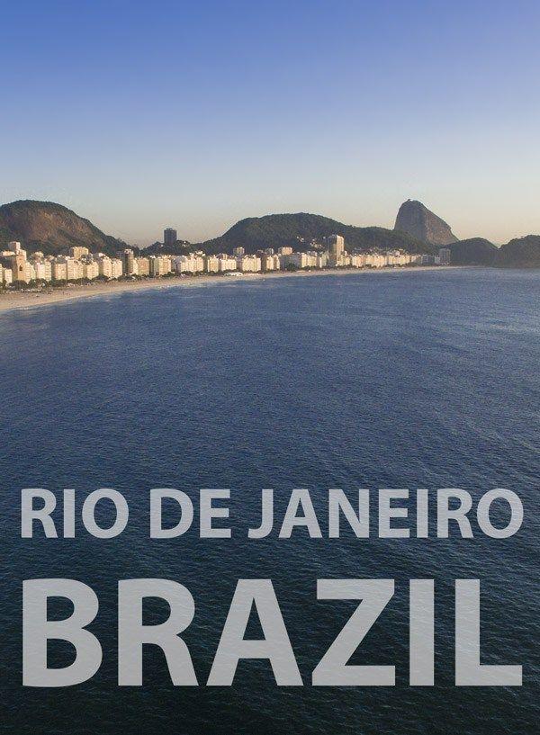 Brazil Olympics: Learn more about Rio de Janeiro - RenataPereira.tv